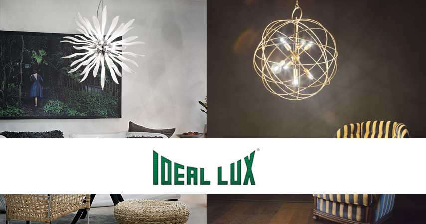 lampy producenta Ideal Lux